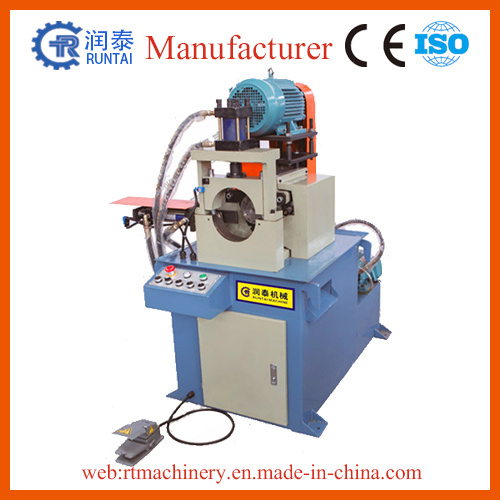 Rt-150SA Semi-Automatic Hydraulic Single-Head Bevelling Deburring Machine