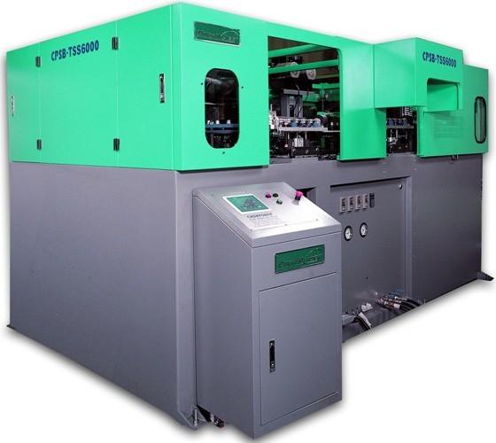 PET Plastic Machinery (CPSB-TSS6000E)
