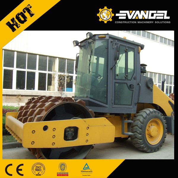 Hydraulic Single-Drum Vibratory Roller Xs142j