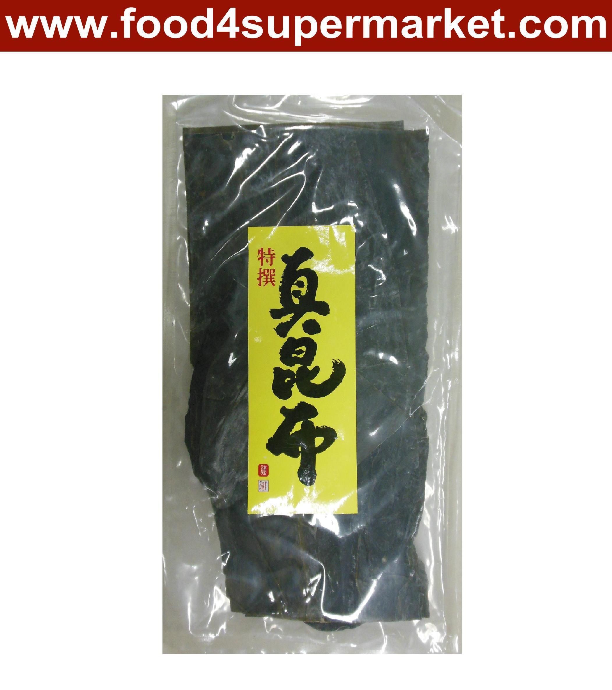 Roasted Seaweeds Zhen Kombu
