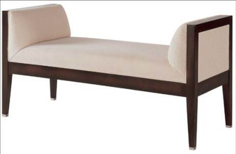 Bed End Bench (VTS-04) - China Bed End Bench,Hotel Furniture
