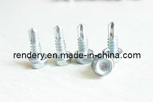 Hex Washer Head Roofing Screw
