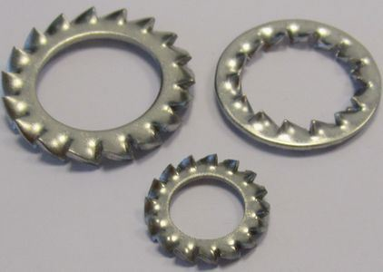 Lock Washer / Serrated Lock Washer (DIN6798)