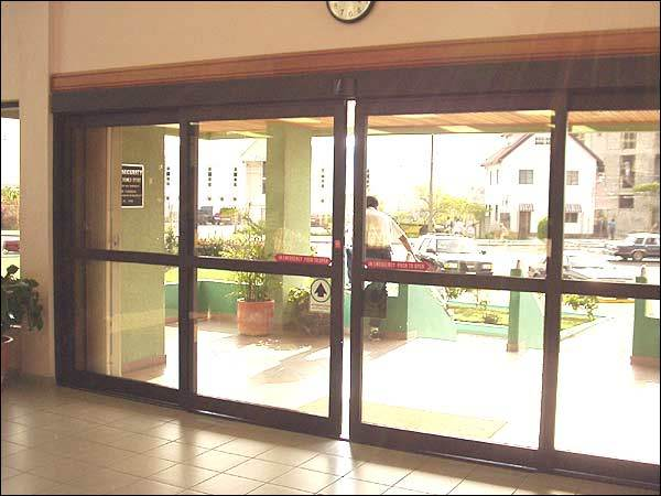 Automatic Door System (Pad2009)