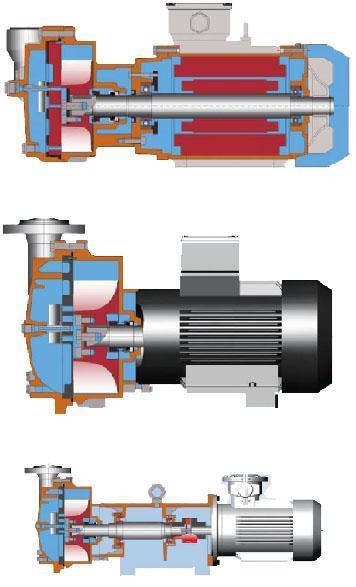 Liquid Ring Vacuum Pump (2BV)