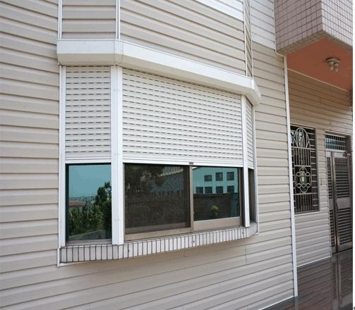 China Rolling Shutter Window China Rolling Window Rool Up Window