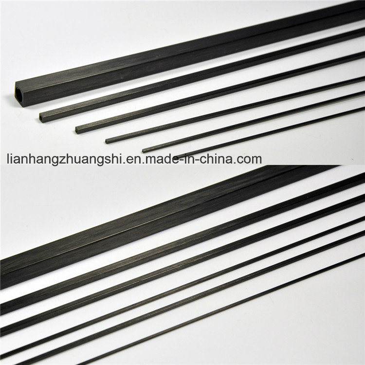Woven Carbon Fiber Tube for Quadcopter