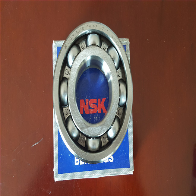 Hot Sell NSK 6301 Deep Groove Ball Bearing