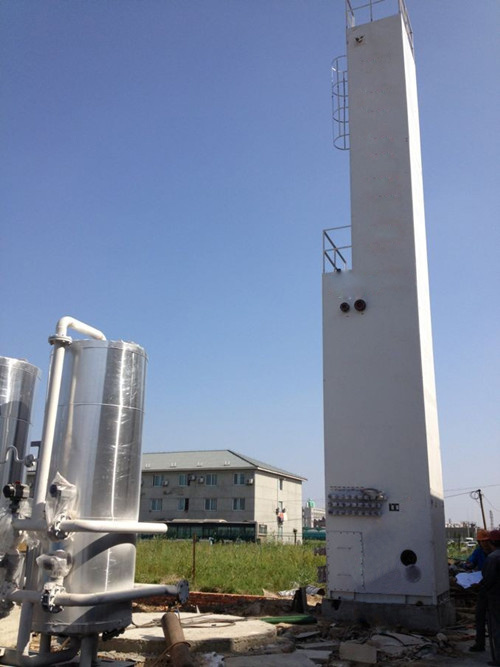 Air Separation Liquid Tank Nitrogen Plant