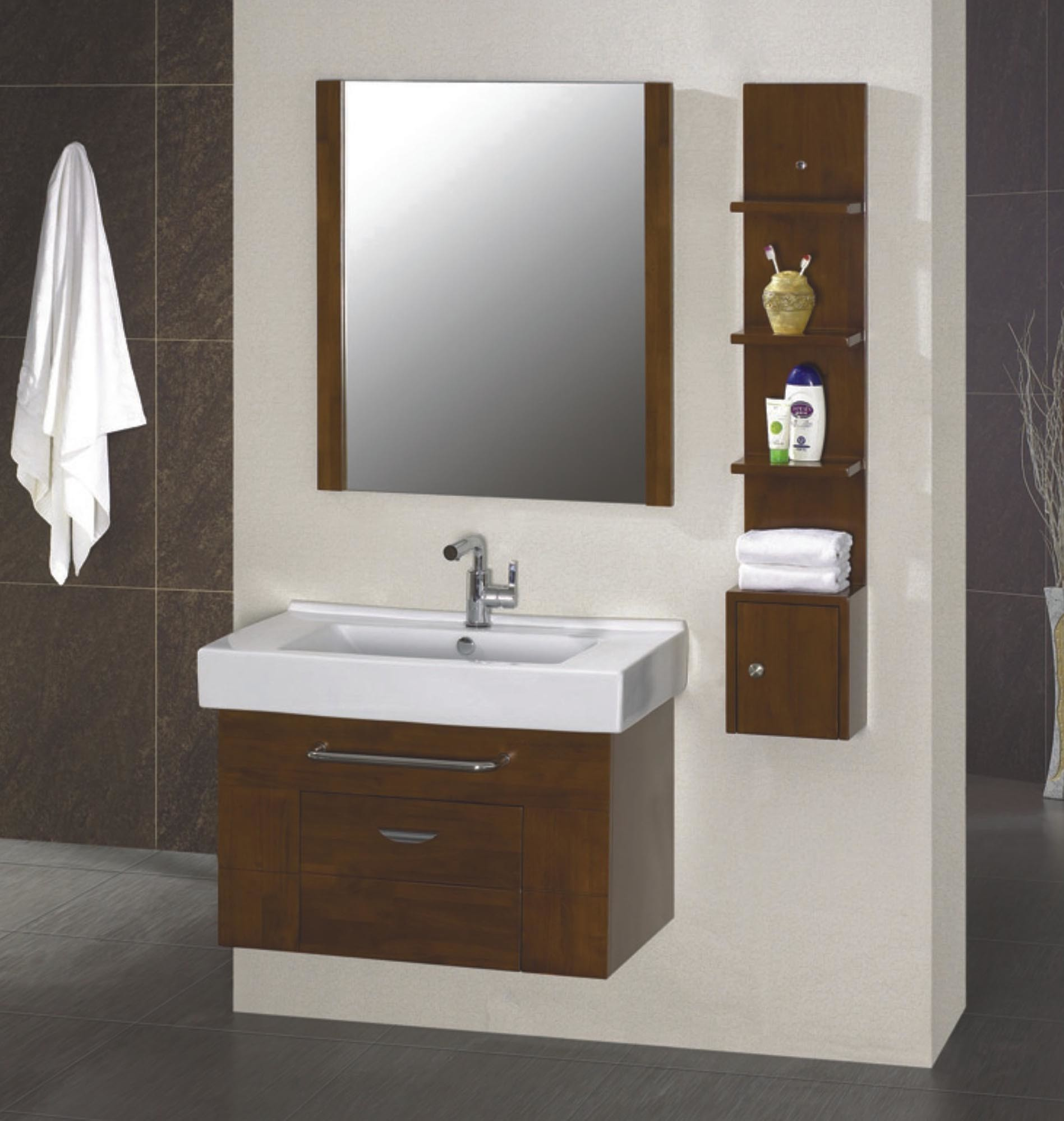 Solid wood bathroom furniture at the galleria for Bathroom furniture design ideas
