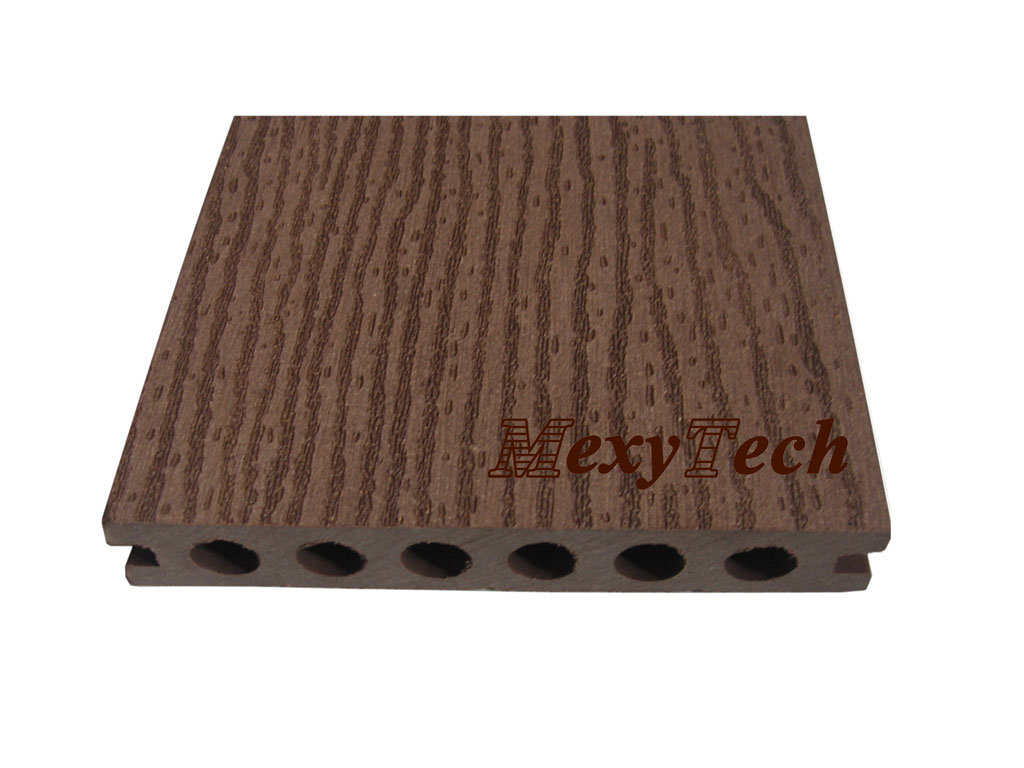 Composite Decking, Wood Plastic Composite with CE ASTM