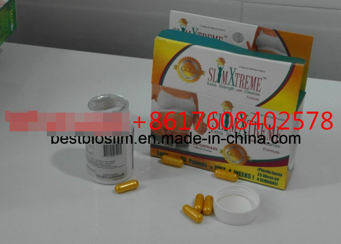 Slim Extreme Gold Slimming Pill Weight Loss Capsules Diet Pills