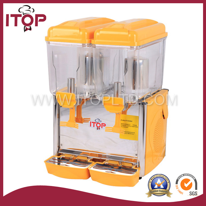 Yellow Color Electric Beverage Dispenser (JD-1S/2S/3S)