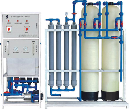 Mineral UF Water Treatment Equipment/Plant/Machinery