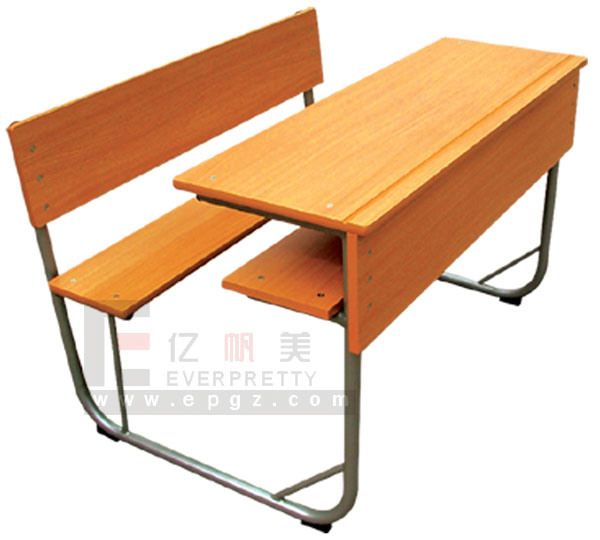 China school desk and chair student desk and chair for School furniture from china