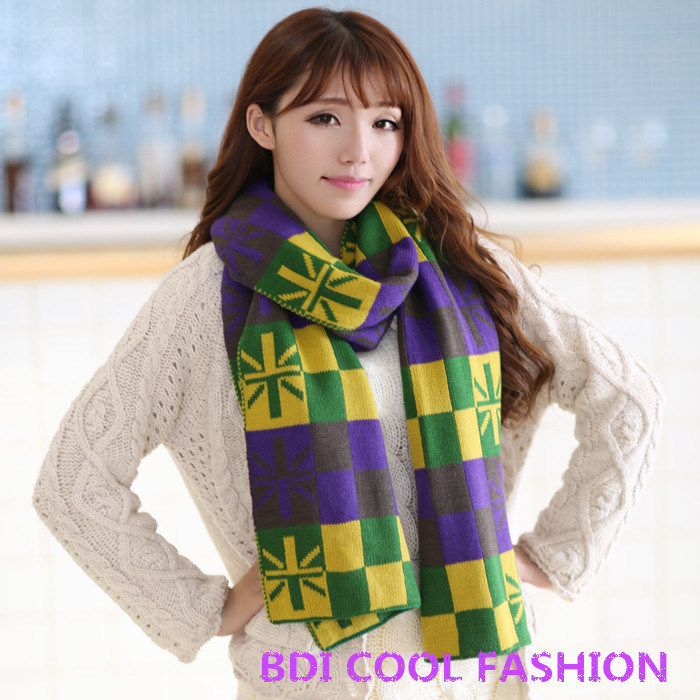 New Design Hot Selling Winter Scarf (Cyx-106)