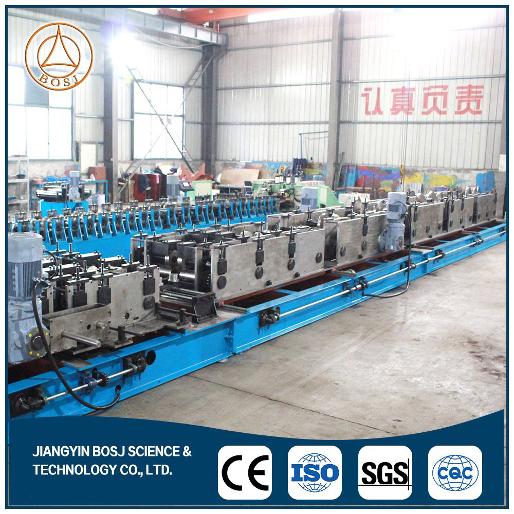 Automatic Galvanized Steel Cable Tray Lintel Roll Forming Machine Price