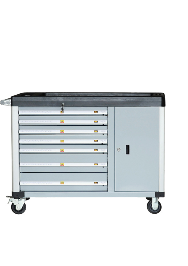China tool cabinet professional design 7 drawers china for Cabinet design tool