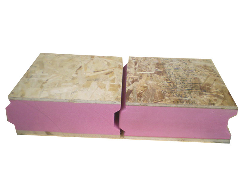 China Structural Insulated Panel China Structural