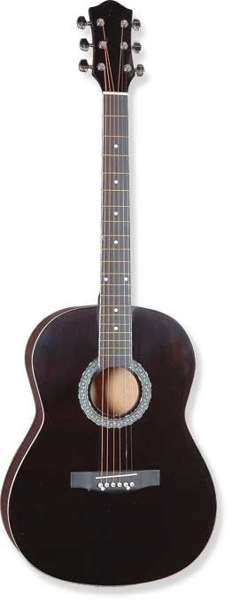 Acoustic Guitar, Musical Instruments (CMAG-110-39)