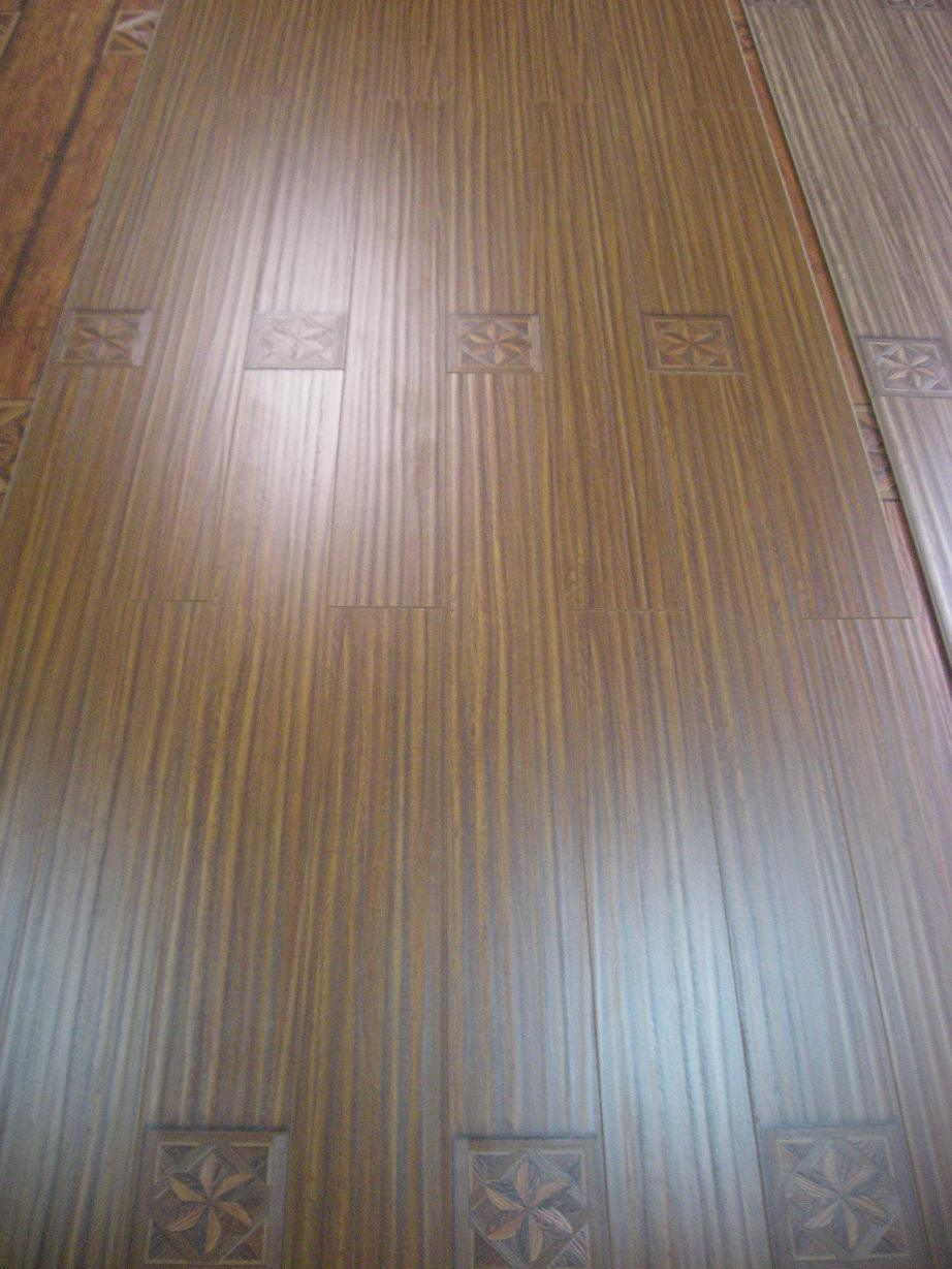 china 3d views beveled edge 12mm laminate flooring of