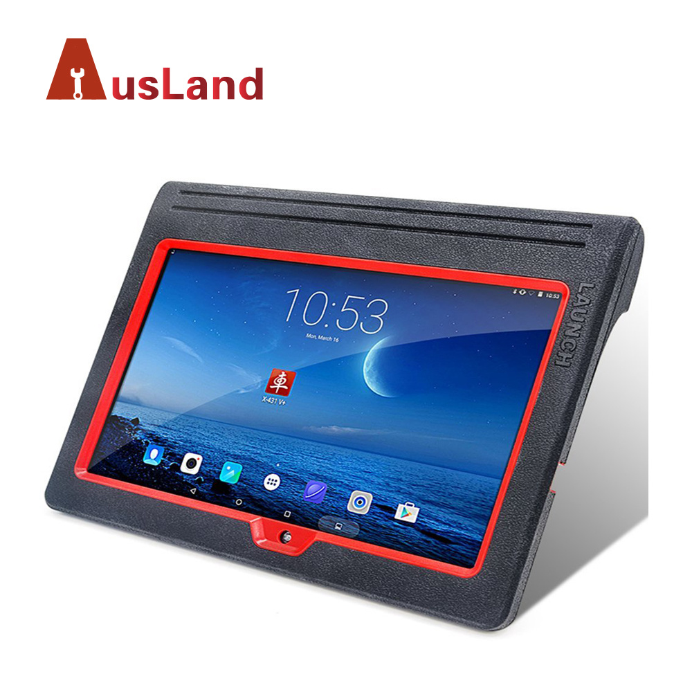 Original Launch Auto Diagnostic Tool X431 V Plus 10.1 Inch Touch Screen 2 Years Free Update Launch X431 V+