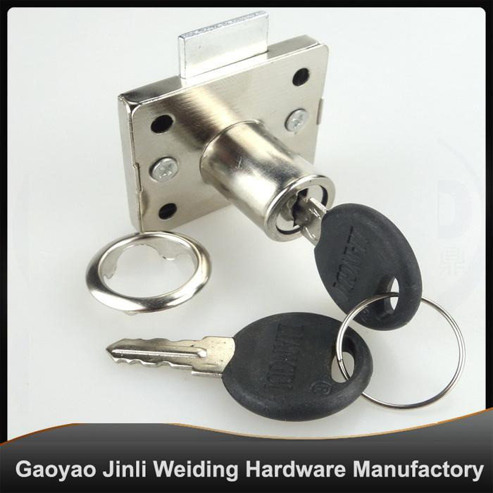 FL-5605 China Iron Furniture Drawer Lock