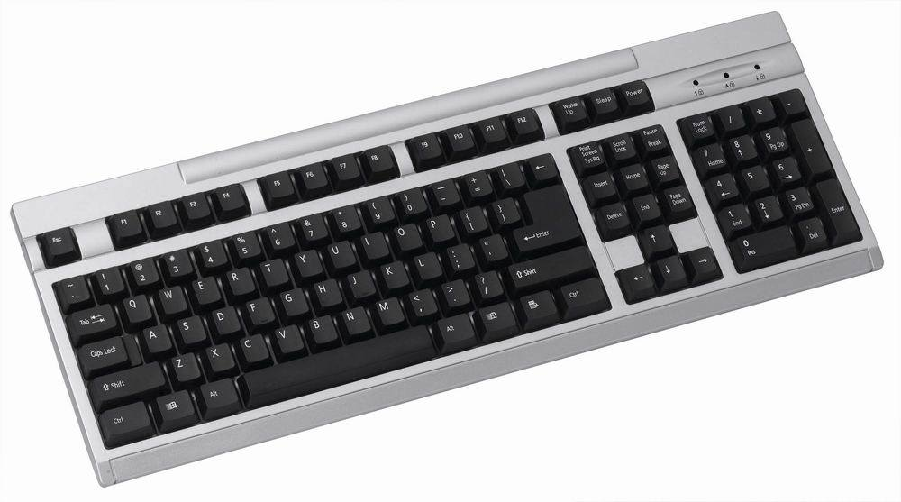 Computer keyboard course
