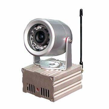 Wireless Color Security Camera