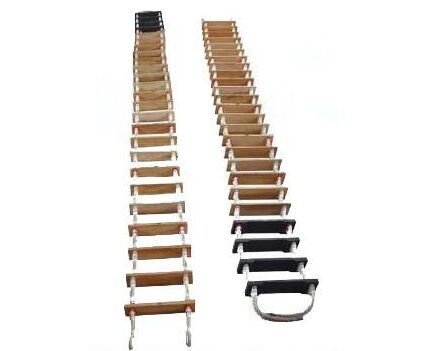 Solas Top-Rated Emergency Escape Embarkation Rope Ladder