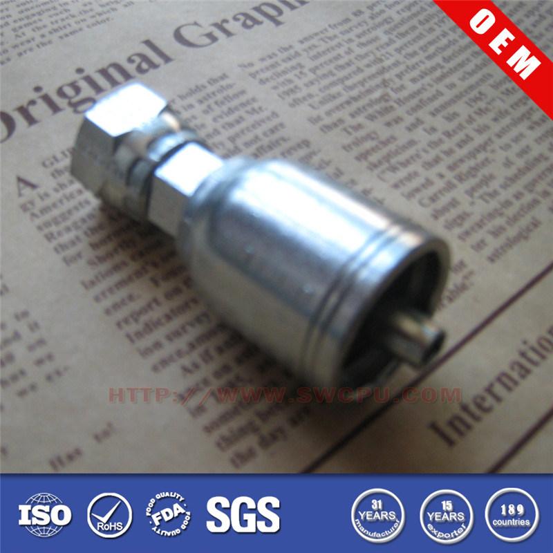 Customized CNC Waterproof Metal Connectors