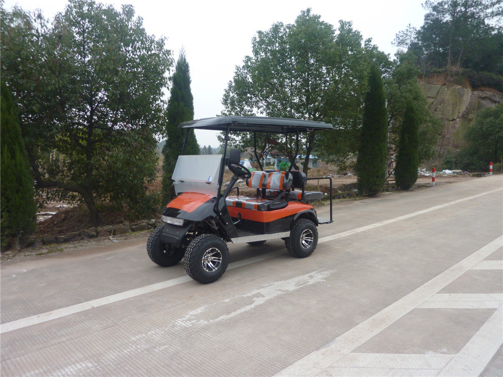 250 Cc Gasoline Power Golf Cart with Four Seats