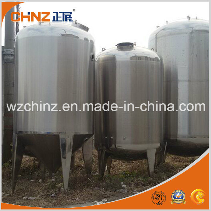 Stainless Steel Storage Tanks with CE Certificate