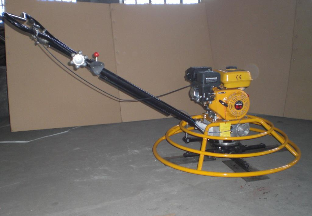 Power Trowel for Floor Surface