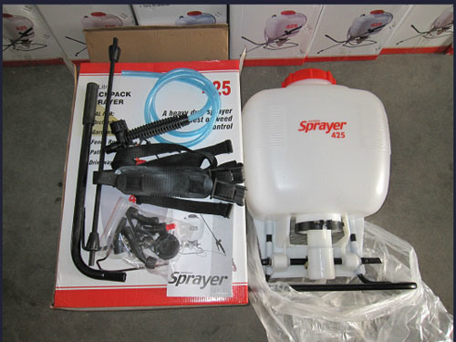15L Agricultural Knapsack Manual Sprayer (HT-15A)