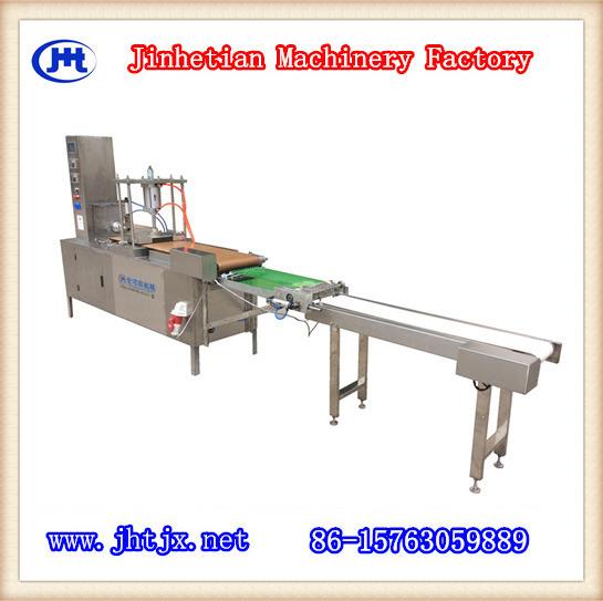 Automatic Pancake Pressing Machine