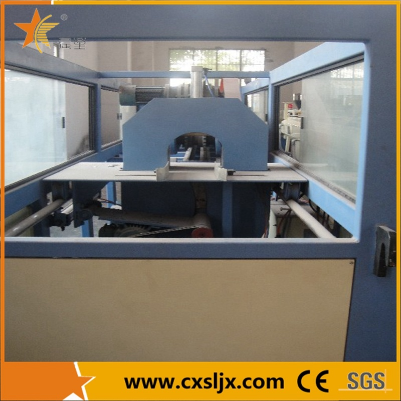 75-160mm PVC Pipe Extrusion Line with Pipe Extrusion Formula
