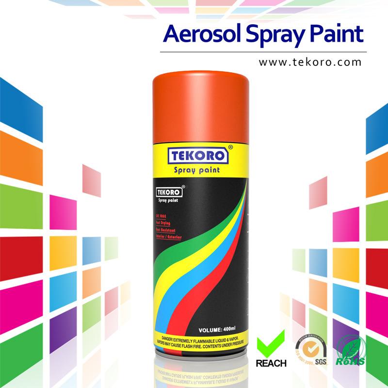 Fluorescent Colors Spray Paint 400ml