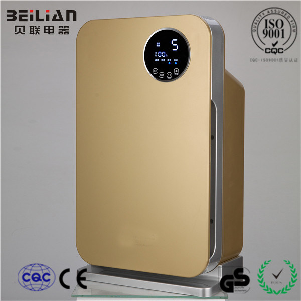 HEPA Air Purifier with LCD Display
