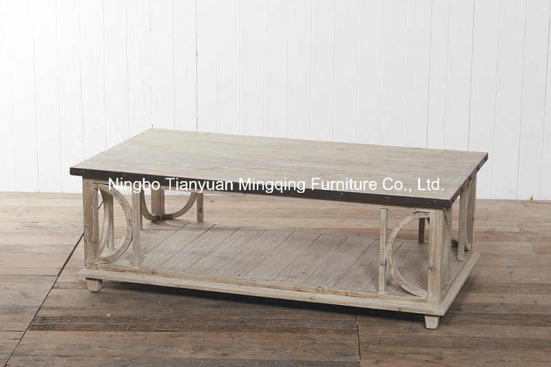 Match Well of Chinese and Western Coffee Table Antique Furniture