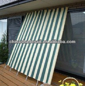Green and White Color of HDPE Shade Net for Window Shade (Manufacturer)
