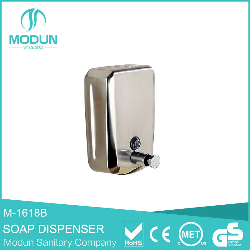 SUS304 Brass Body Hand Liquid Soap Dispenser