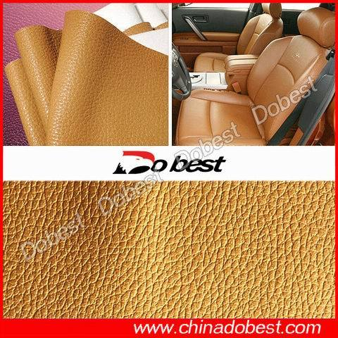 PVC Leather for Car Interiror Decoration