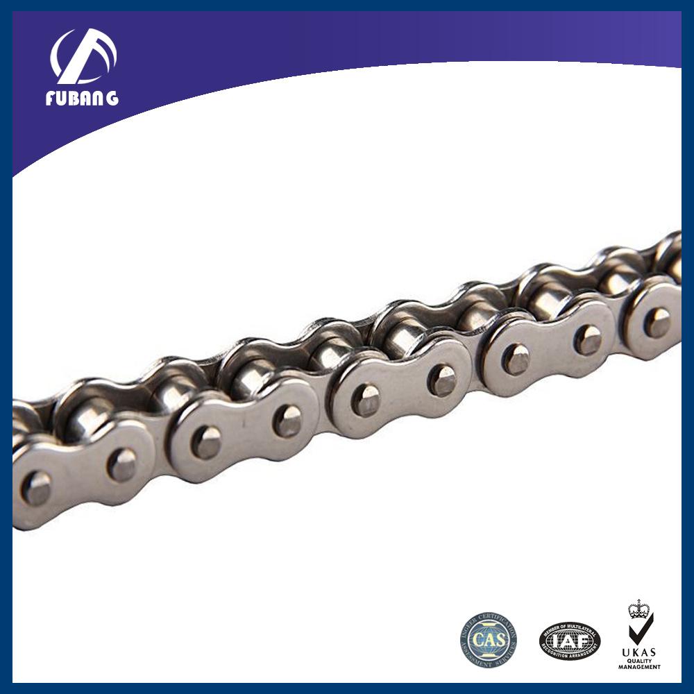 Stainless Steel Simplex Roller Chain (B series)