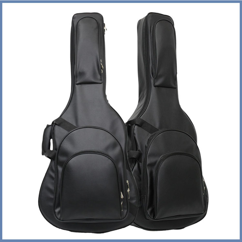 Thicker Leather Padded Guitar Bag