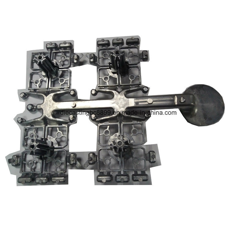 Aluminum Alloy Die Casting Mould
