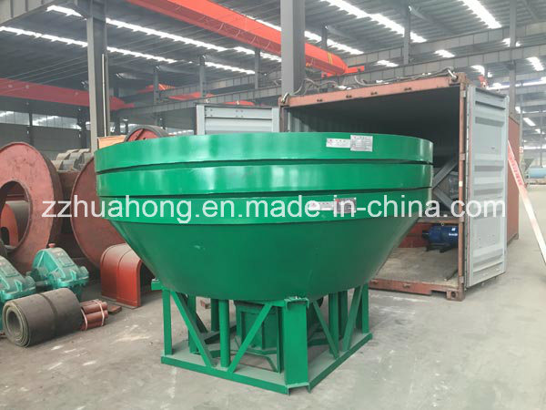 High Quality Wet Pan Mill, Gold Grinding Mills for Sale
