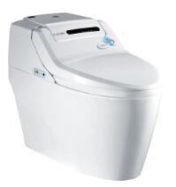 Siphonic Toilet
