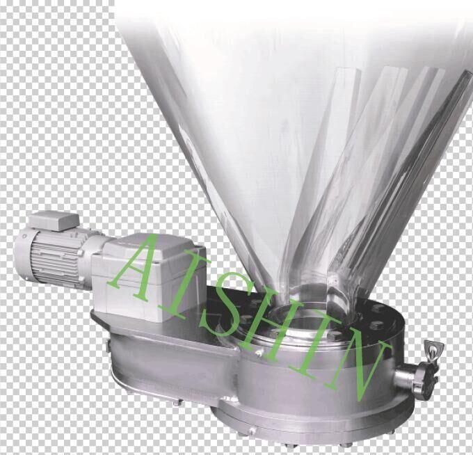 Bin Scraper /Feeder (Sloves problems in bulk hoppers)