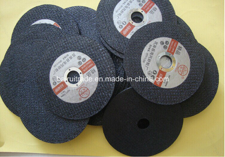 Low Abrasion Metal Cutting Disc with Wpa